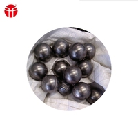 Low Chrome Alloyed Steel Ball For