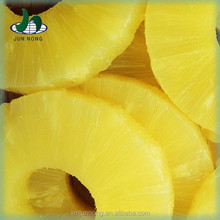 Sweet wholesale yellow canned philippine pineapple