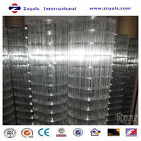 2015 high quality weight of concrete reinforce wire mesh welded mesh
