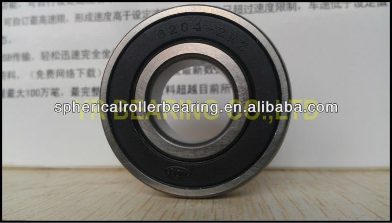 deep groove ball bearing 6201 for construction machinery