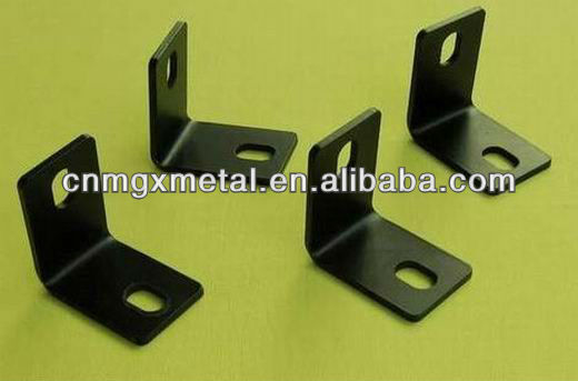 Metal Fabrication Stamping Hot rolled Steel Elevator Sensor Bracket