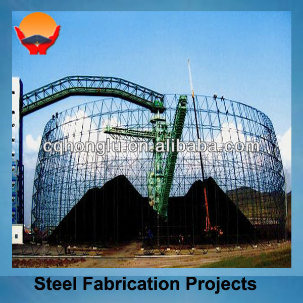China Honglu Steel Construction Project