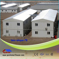 Chinese low cost prefabricated house