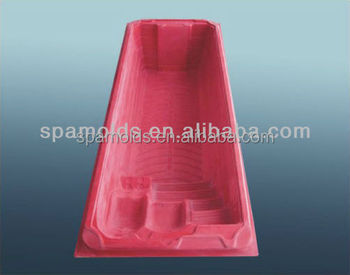 hign quality and cheap price fibergalss plastic vacuum swim spa mold