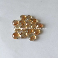 glass pebbles for wall, flooring or concrete, terrazzo coating