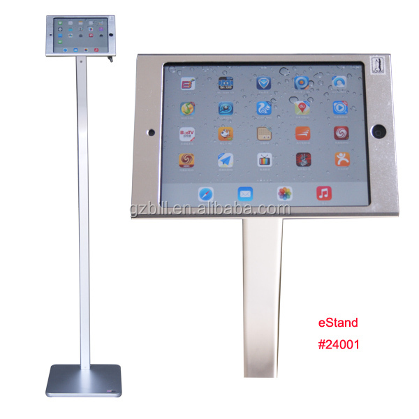 for mini iPad display floor stand