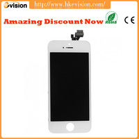 Factory price cheap original replacement lcd touch screen display digitizer assembly for iphone 5
