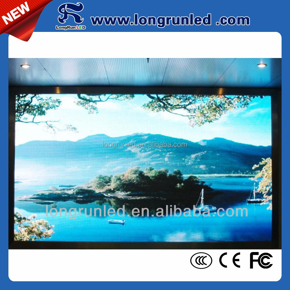 Newest factory supply p10 z show animation software led display control