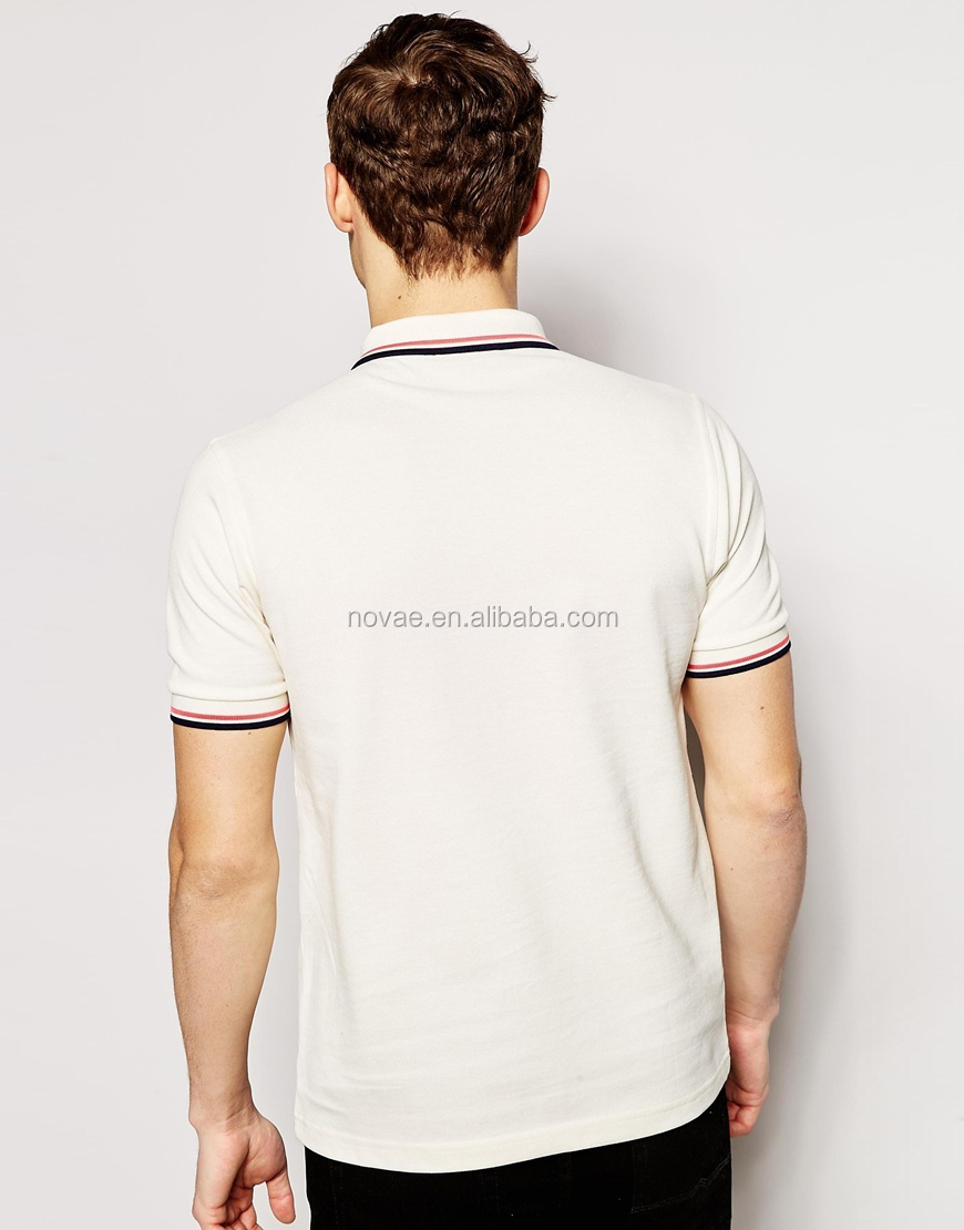 2015 new fashion short sleeve custom embroidered polo for Cheap custom embroidered polo shirts