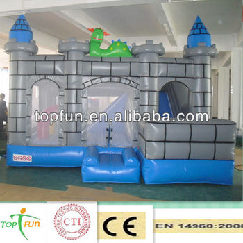 inflatable dinosaur jumping castle