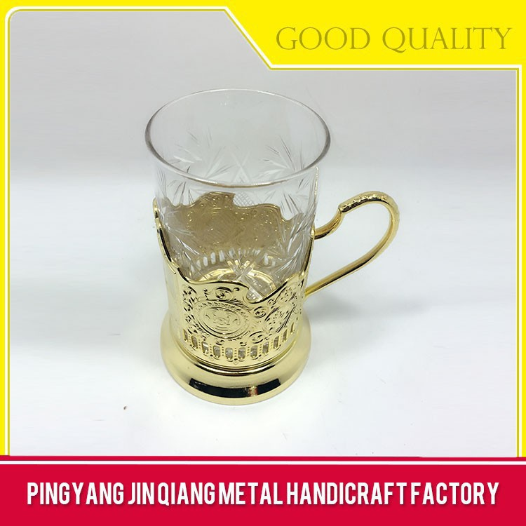 China Factory Cell Phone Zinc Alloy Metal Beer Cup Holder Mount