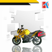 Chinese cheap racing electric or kick starter start mode street motorcycle