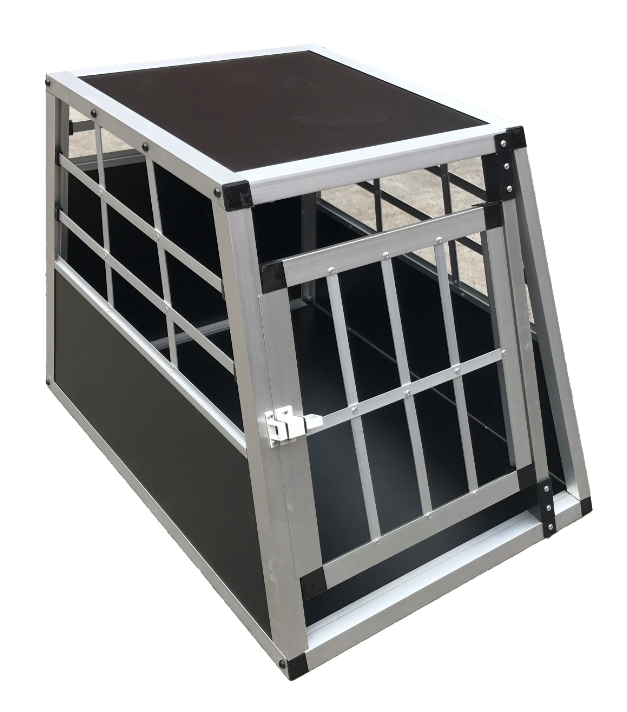 big cheap dog cage and bed