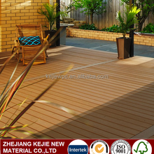 Waterproof WPC Wood Plastic Composite Wood Decking Hollow Solid Composite Timber