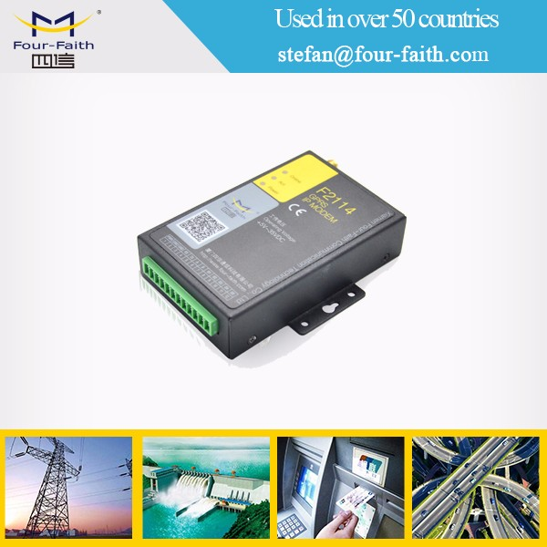 M2M Industrial Cellular Scada Wireless GSM GPRS Modbus Data Transmission Unit DTU IP Modem