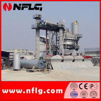 Supply professional asphalt hot mixing plant and related equipments
