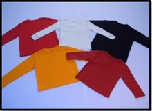 Kids Solids T-Shirts