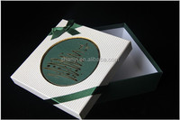 Mountain Christmas tree hot stamping design decorative chocolate box