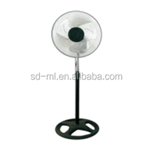 heavy duty 18 inch industrial different parts of electric fan
