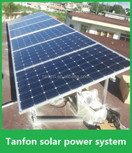 Best price power 200W solar panel use for 10KW solar system /solar system for home 5KW solar power station system and panel
