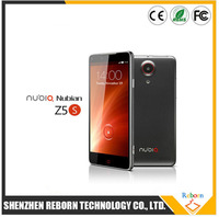 Nubia Z5S Mini China ZTE Mobile Phone 4.7 Inch 2GB+16GB GSM+WCDMA Android Quad Core CellPhone G-sensor GPS 4 Colors For Choose