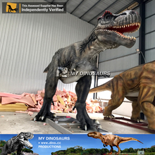My-dino A simulate 3d mechanical dinosaur for dino park