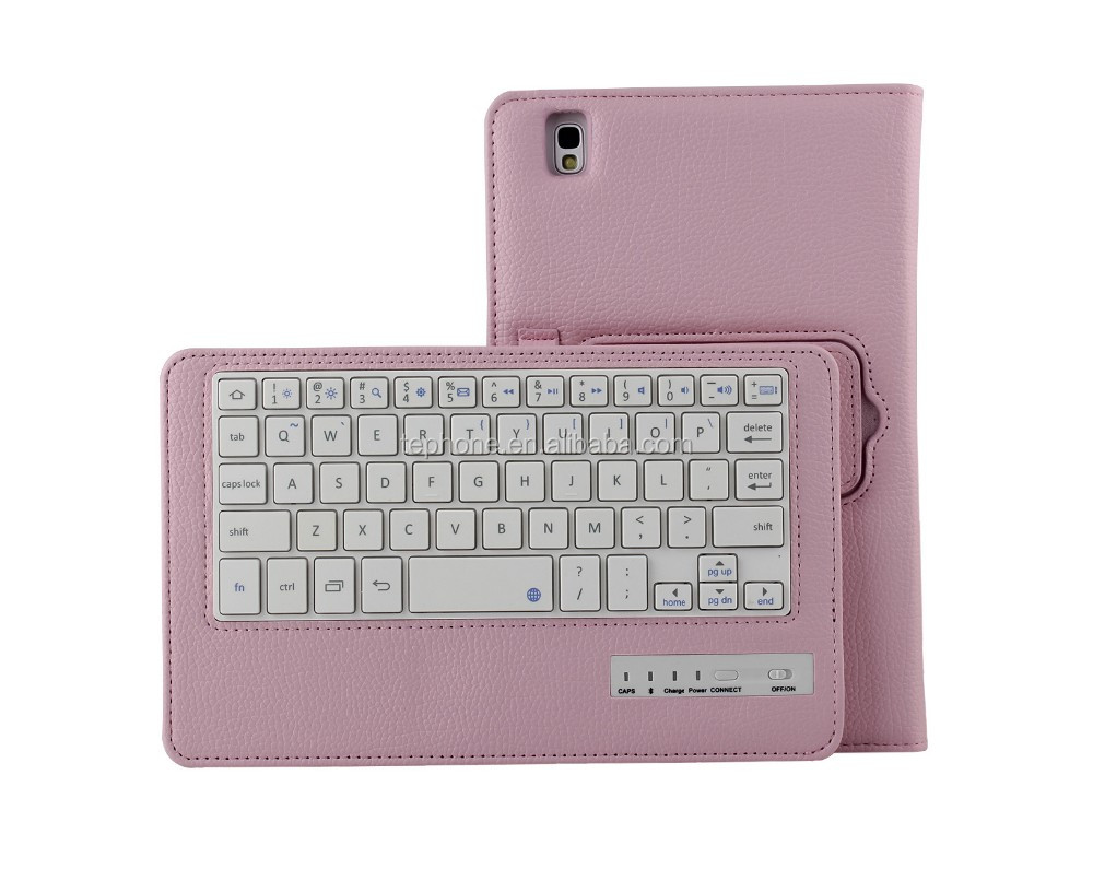 Lowest price detachable Bluetooth Keyboard For Samsung Tab Pro 8.4inch T320 8.4inch-SA02