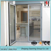 Design Factory Price Commercial Aluminum Garage Sliding Screen Door