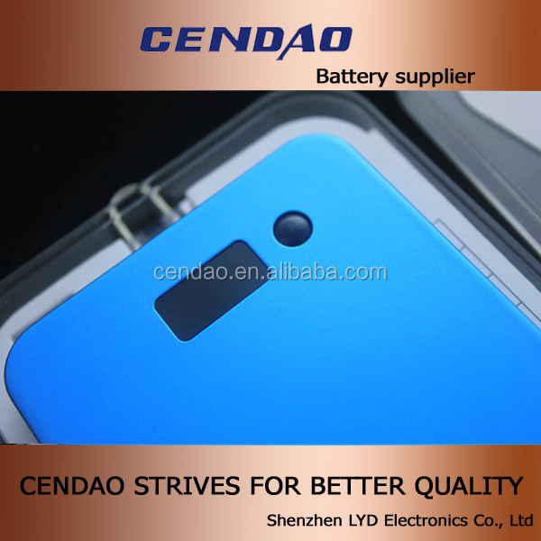 Good news from cendao smart power bank 4000mah with best price solar powered cell phone charger for mobile phone