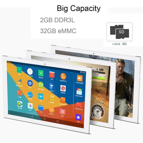 Tablet PC Dual Camera 10.1inch Teclast X10 Plus Tablet Intel Cherry Trail X5 32GB, google play store app free download