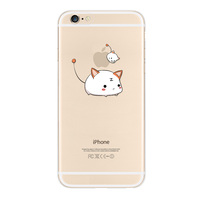 city&case design silicone phone case cover for iPhone6 6s