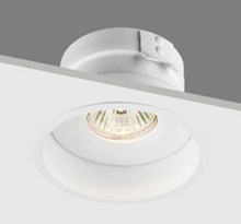 China Adjustable MR16/GU10 12v cheap Deep 100mm Anti Glared LED Spot Downlights