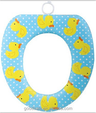 First Steps Childrens, Kids & Infants Soft Toilet Trainer Seat in Little Duck Design