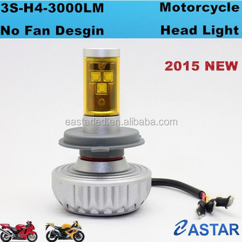 H4 led light motorcycle
