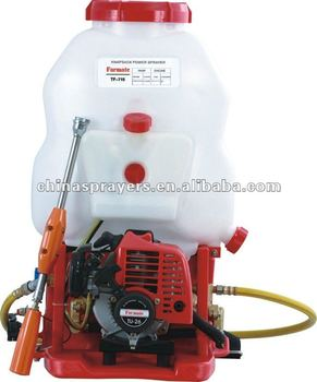 backpack gasoline engine power sprayer TF-715