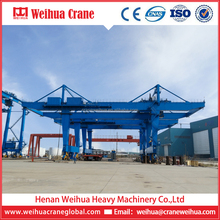 Port Loading Unloading Ship Cargo Container Lifting Portal Gantry Crane