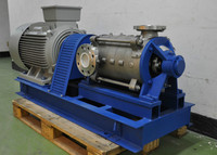 casting multistage high pressure centrifugal pump with at varied material option
