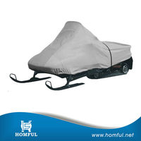 waterproof fiberglass snowmobile trailer covers snowbike cover