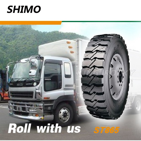 SHIMO hot wheels rubber tyres 10,00r20