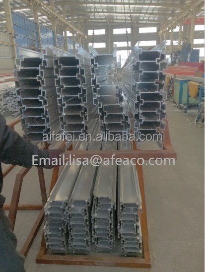 extruded aluminum beam aluminum joist for formwork support