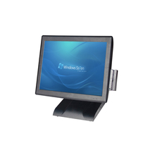 Computer all in one Supermarket Pos register monitor pos system for Restaurant Hotel