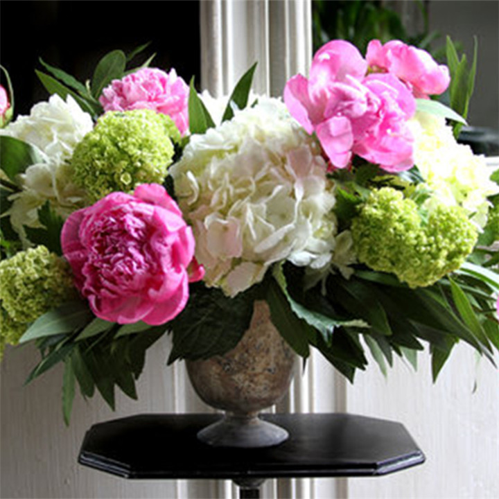 Wholesale china factory Wedding Centerpieces bunch of fresh flowers