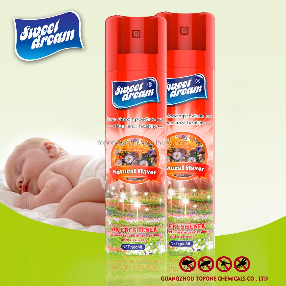 Sweet dream brand liquid air freshener