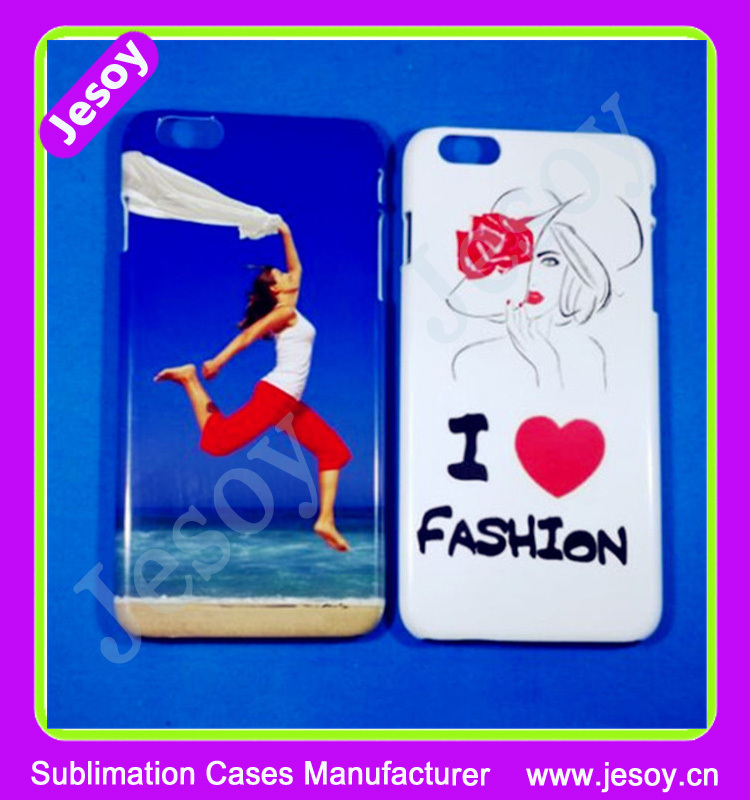 JESOY Hot Selling 3d Sublimation Hard Case For iphone 5 5s 5c Back Cover Case Blanks