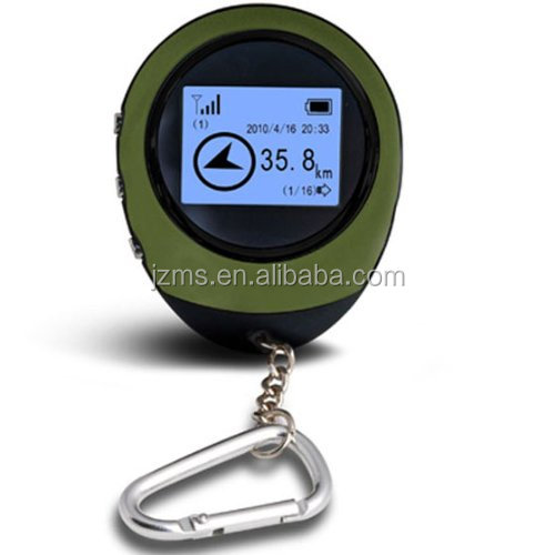 Mini gps tracker without sim card/gsm for personal outdoor activities MS-GPS04