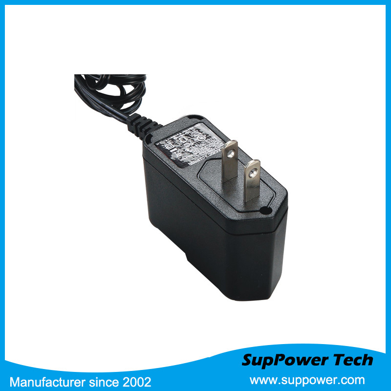 Suppower ac dc 18v switching power adapter 1.5a power supply with auto-recovery protection