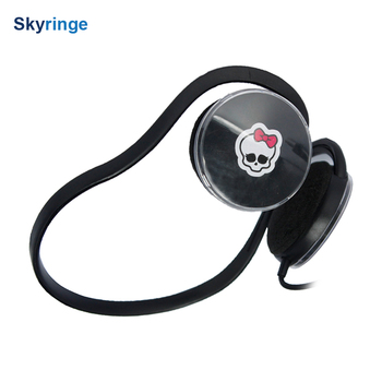 2016 Shenzhen Skyringe SK-H567 call center headset for bicycle helmet