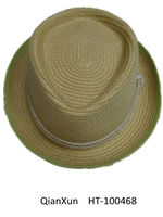 foldable straw hat japan straw hats summer straw fedora hat