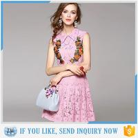 Top High Quality bandage dress 2016 alibaba china batik casual summer dress