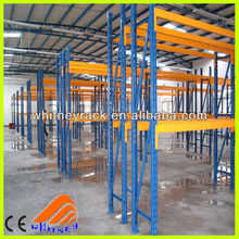 roller shelf,warehouse storage q235 racking beam pallet racking
